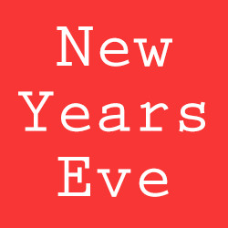 New Years Eve at Zeris
